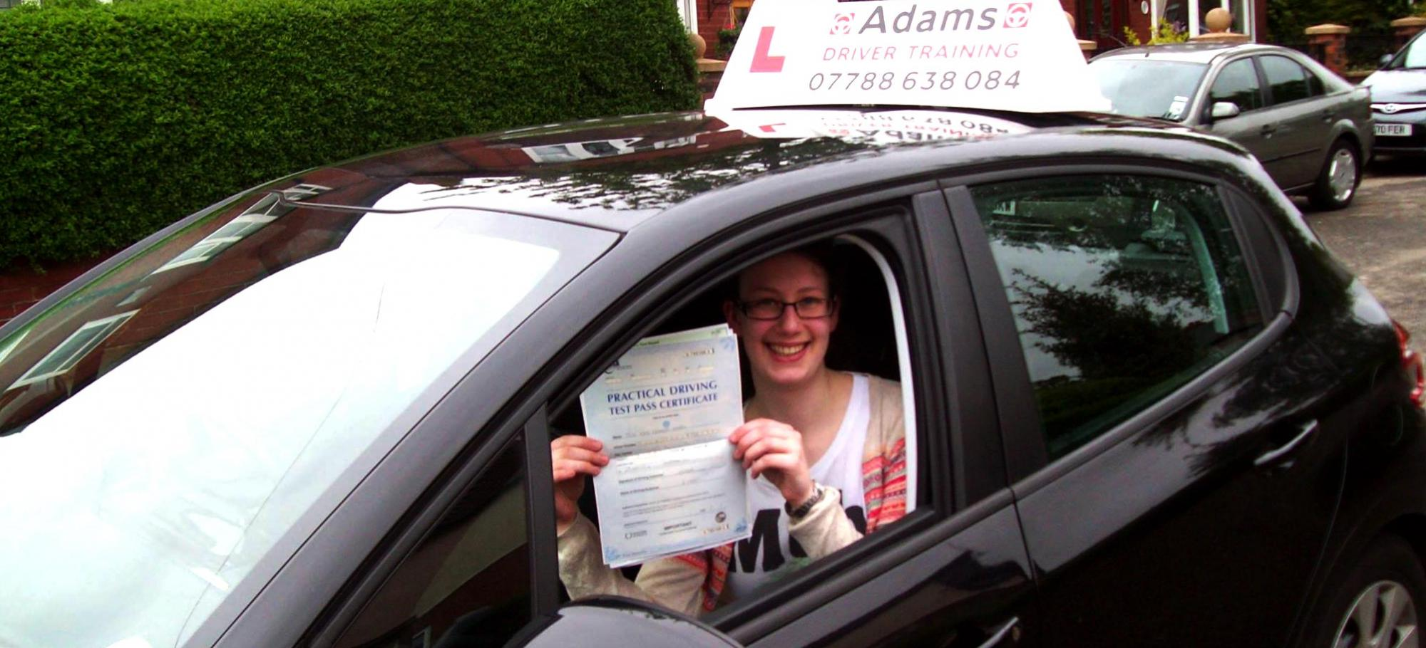 Driving Lessons Bickershaw
