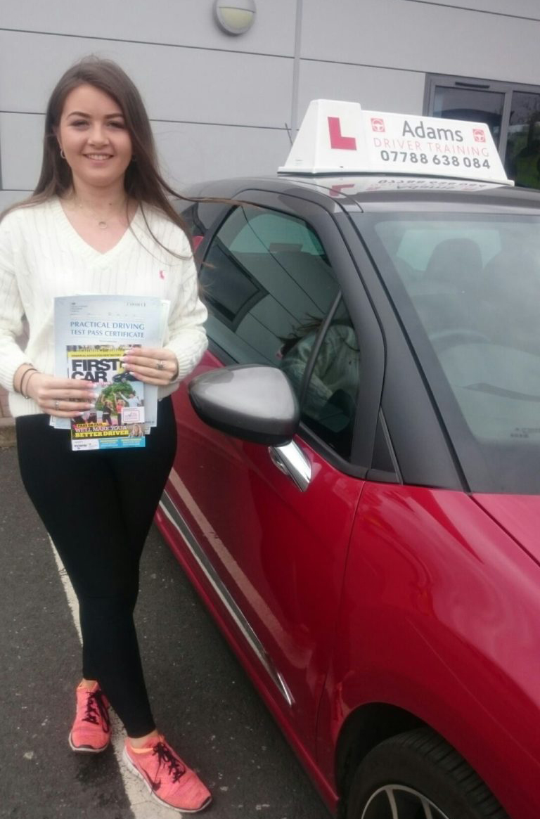 Our Driving Instructors Have Over 20 Years Experience